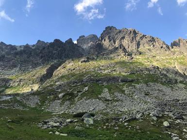 Hor sa do hôr a čo si zobrať do batohu
