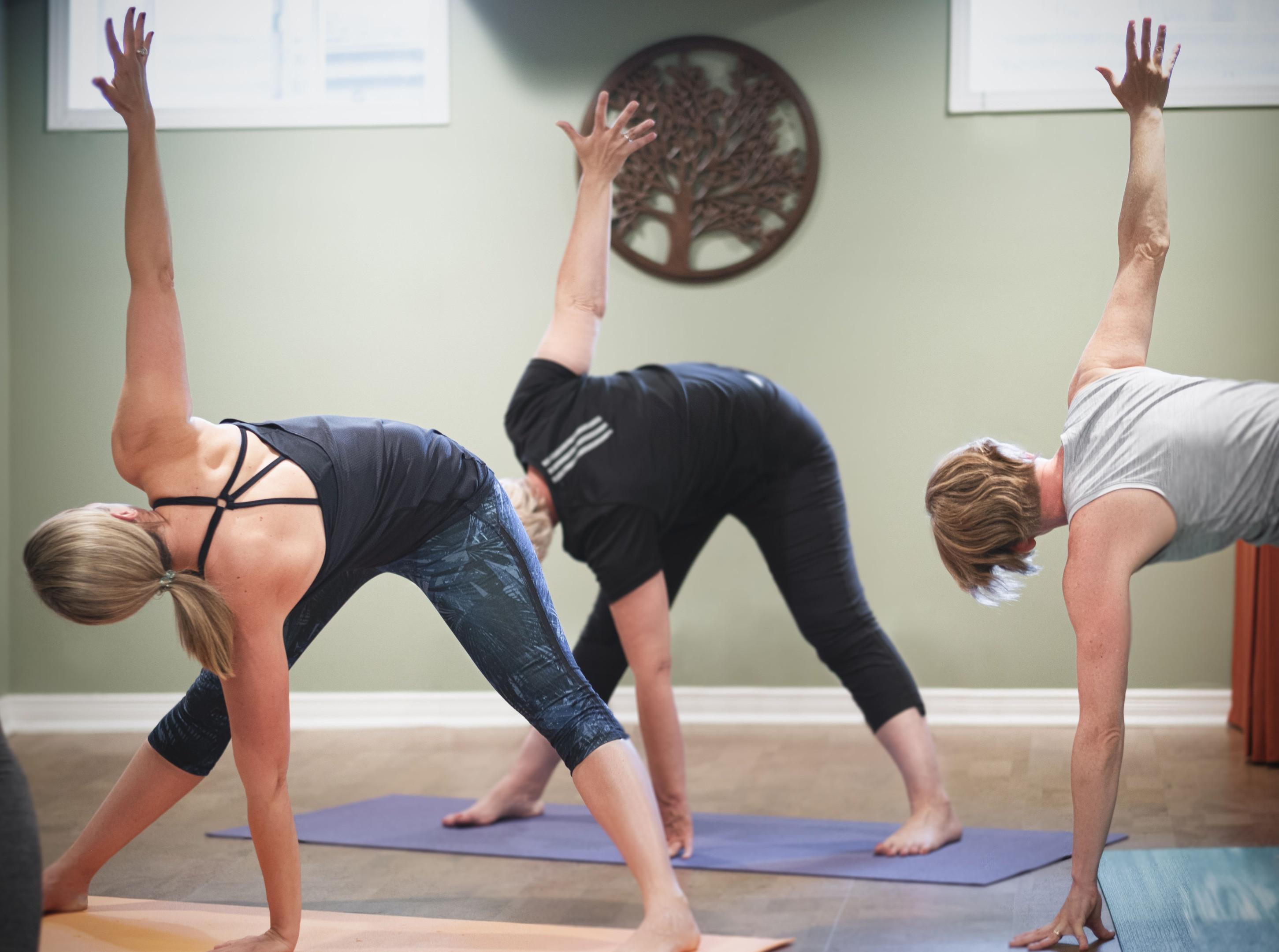 Summer Drop-In Hatha Yoga