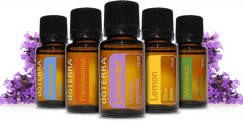 Make Your Own Yoga Mat Spray with Essential Oils