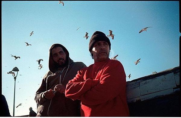 Fisherman #kodak #konica #hexar #hexaraf