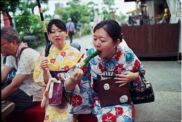 🍆🥒 #hexar #konica #fujifilm #100asa #3
