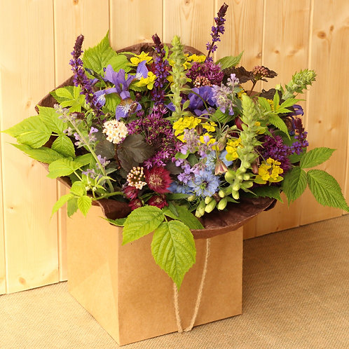 Seasonal Bouquet - delivery Friday 25th September