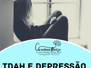 TDAH E DEPRESSÃO