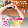 Green Kids Crafts Junior Subscription