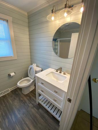 Oak Island Bathroom Remodel
