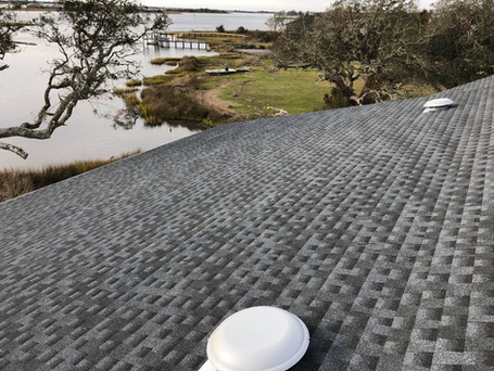 Coastal Cottage Roof Replacement