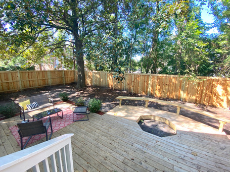 Downtown Deck Addition