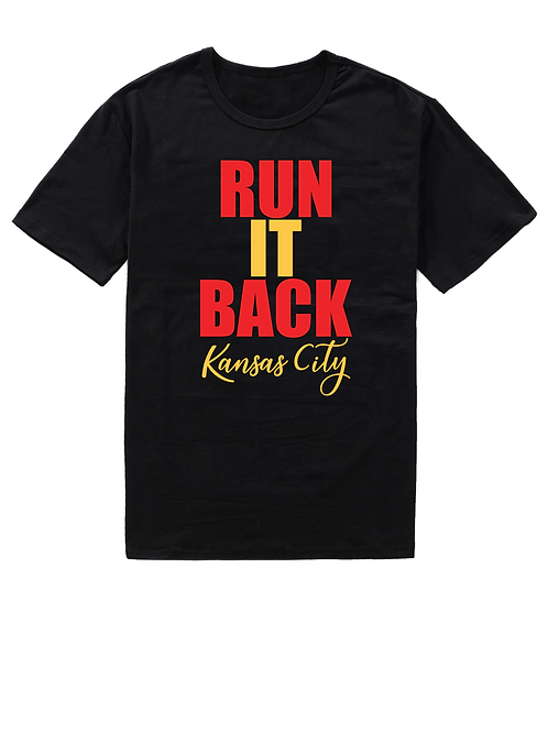 Run It Back Kansas City Tee