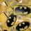 Thumbnail: Batman Resin Domino Set