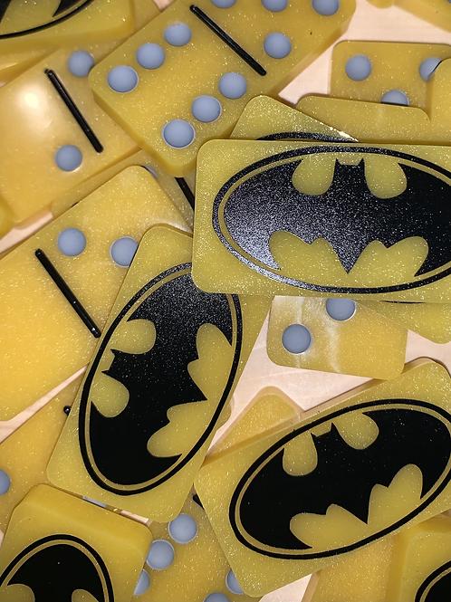 Batman Resin Domino Set