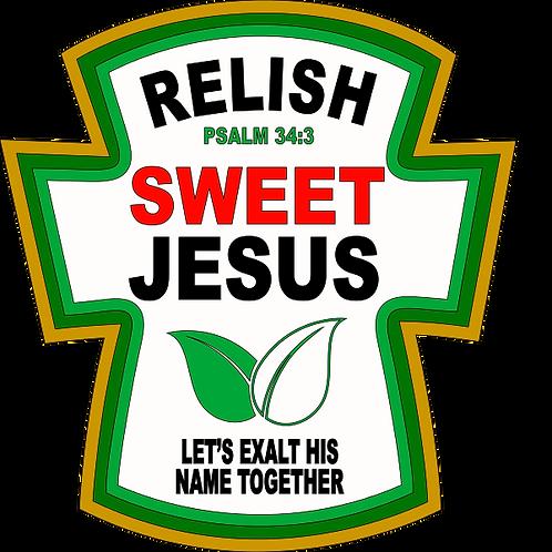 Relish Sweet Jesus Tee