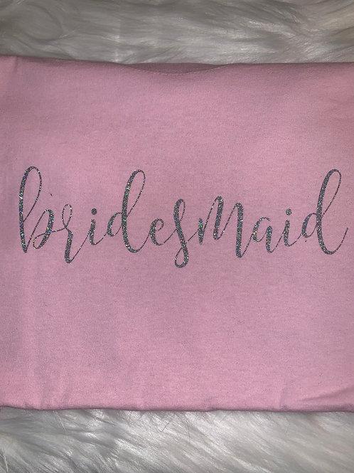 """Bridesmaid"" Tee"