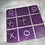 Thumbnail: Custom Resin Tic-Tac-Toe Game