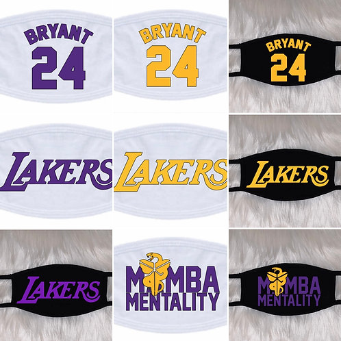 Lakers Face Masks