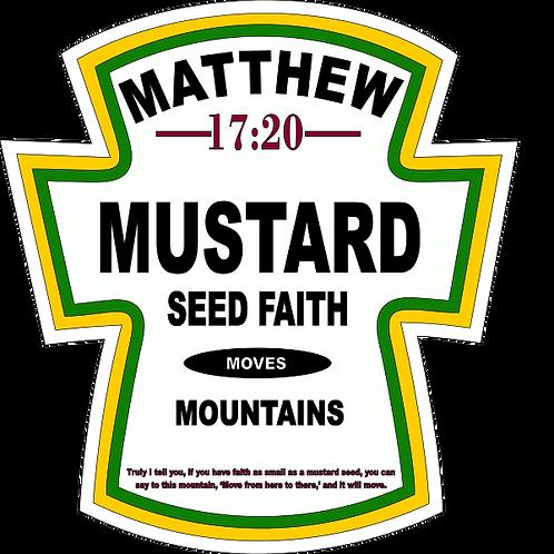 Mustard Seed Faith Tee