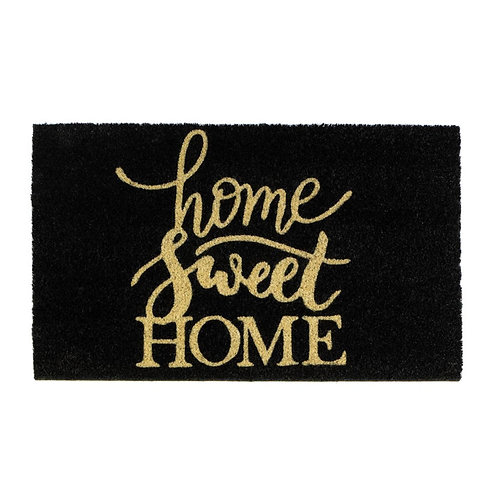 Cara Home Sweet Home Coir Doormat