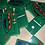 Thumbnail: Ninja Turtles Resin Domino Set