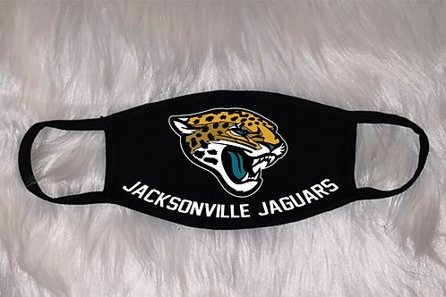 Jacksonville Jaguars Face Mask
