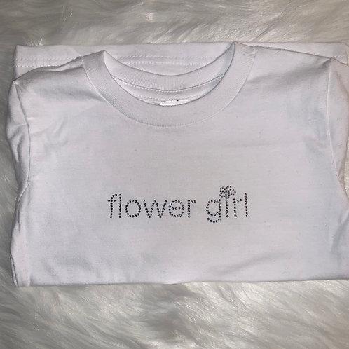 """""""Flower Girl"""" Tee"""