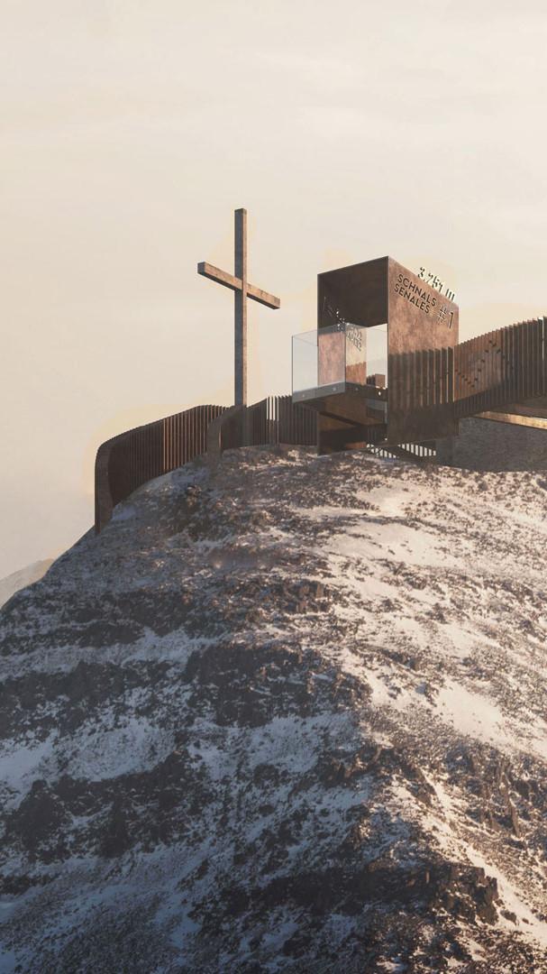 Iceman-Oetzi-Peak