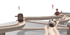 Projektierung Kugelbahn