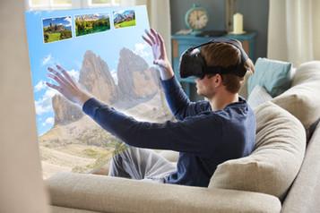 Virtuelle Wanderungen