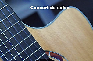 concerts de salon Beausonge&Brière