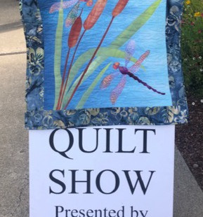 2021 Driveway Quilt Show - Progressive show on SF Peninsula.