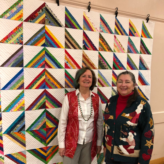 2018-2019 Presidents Quilt