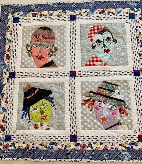 Judy Brumm - Four Personalities.jpeg
