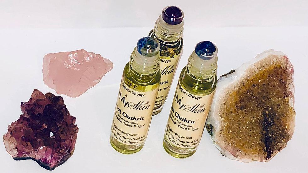 Magick Chakra Oil