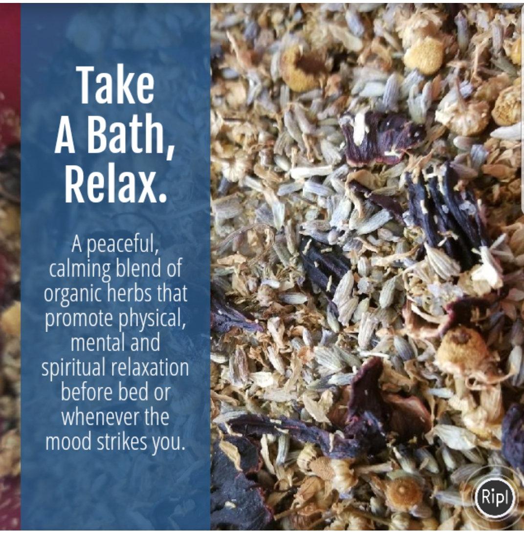 Spiritual Bath Herbs