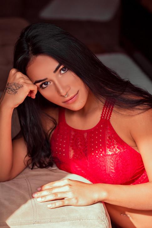 Ensaio Intimista Guarujá | Yasmin