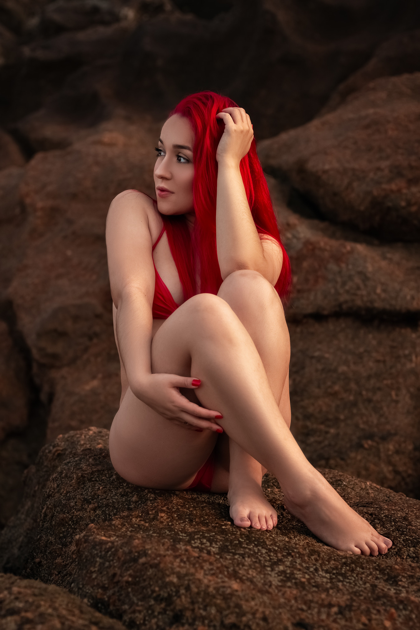 Ensaio Feminino Guarujá | Jheinny II