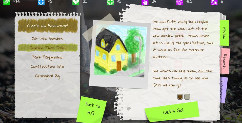 InDDev Treasure Hunt Gameplay