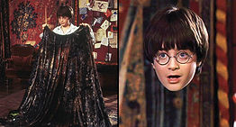 Harry Potter's Invisibility Cloak
