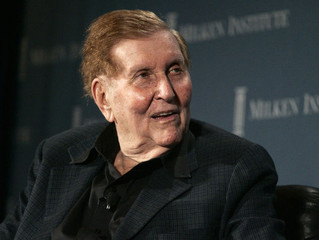 Redstone Says Trustees to Oversee Estate After Death