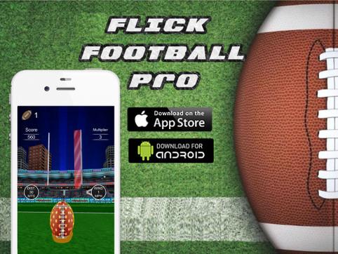 Flick Football Pro - Field Goal