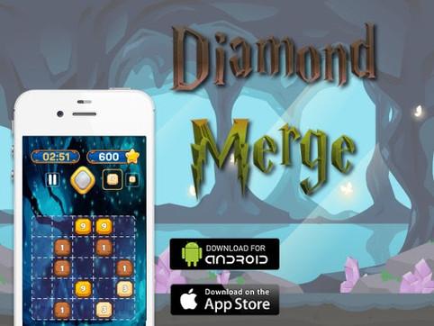 Diamond Merge - Match 3