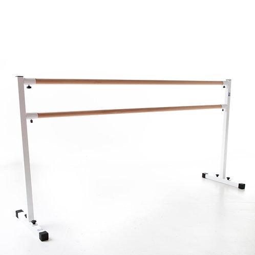 Ballet Barre  freestanding 2m long