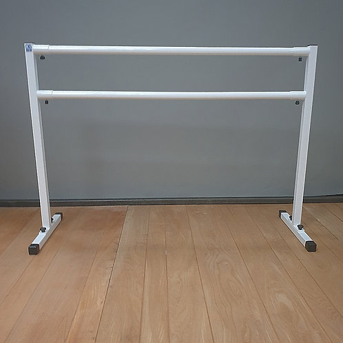 Ballet barre double (metal barre)