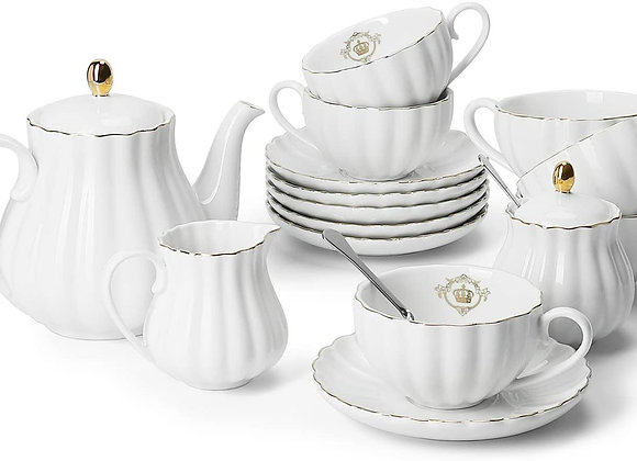 Tea serving ware