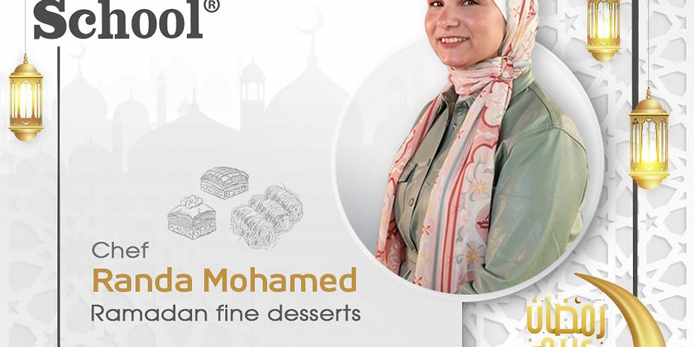 Ramadan fine desserts