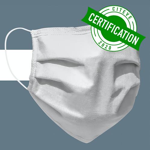 V1 Certified Washable Filter Mask - PACK 10 Masks