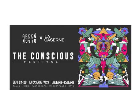 Bloon s'associe au Conscious Festival !