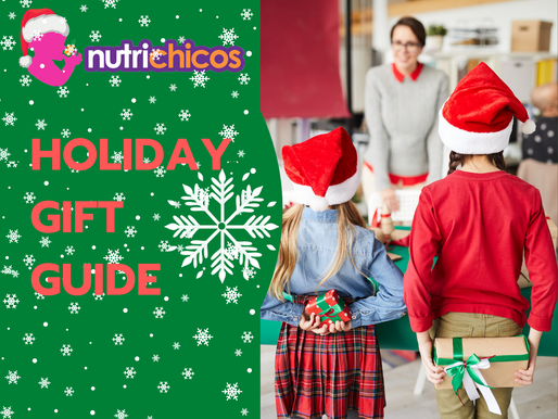 Holiday Gift Guide: Best cooking gifts for kids (and Moms)!