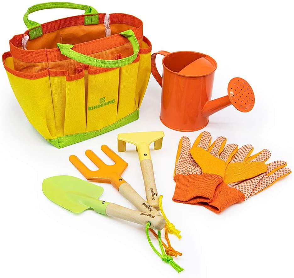 gardening set, gifts for kids