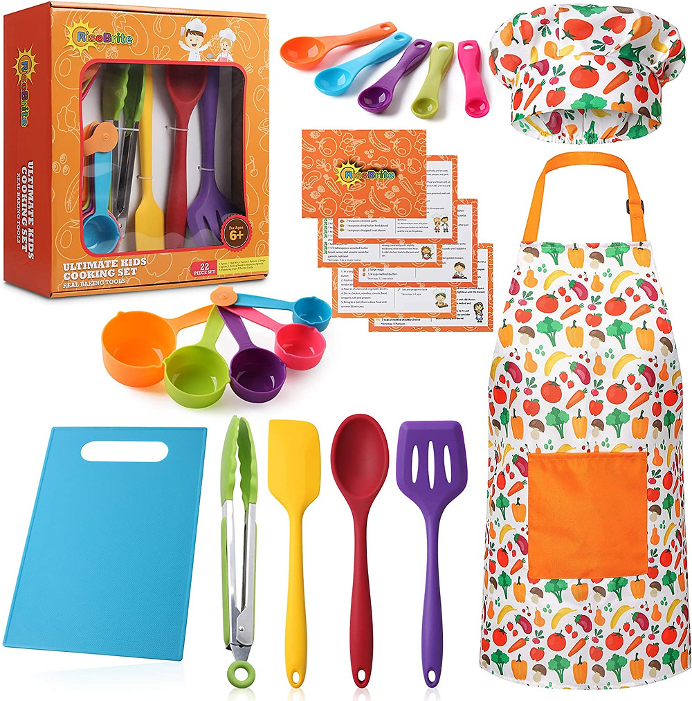 cooking toys chef hat, gifts for kids