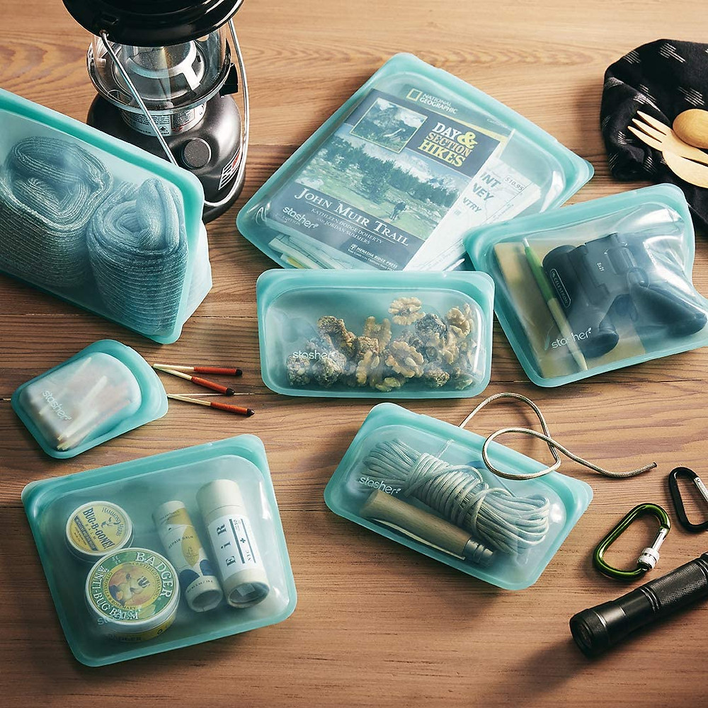 Silicone storage bags gifts for mom