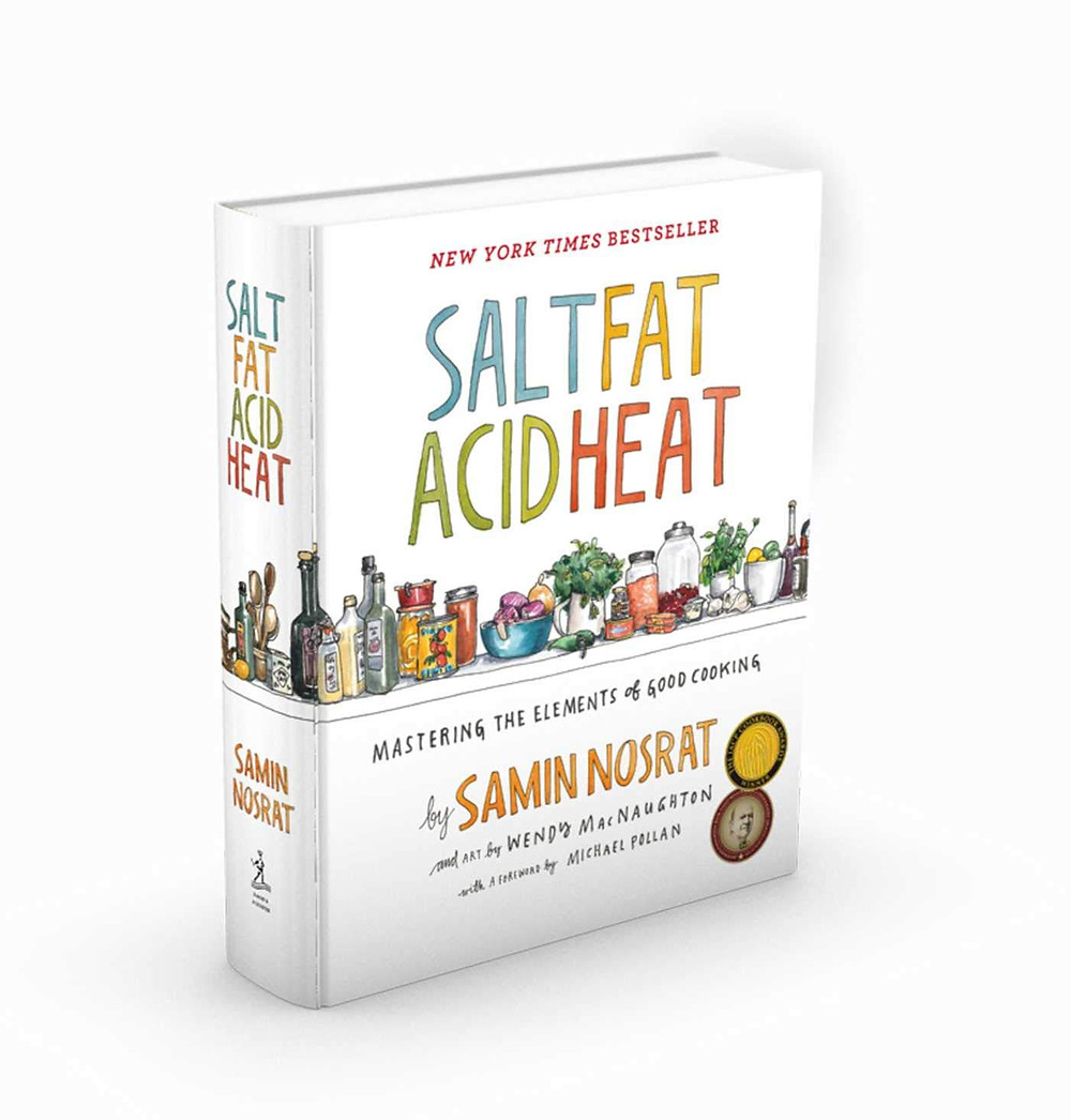 book salt fat acid heat, gifts for mom